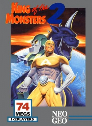 KING OF THE MONSTERS 2 - THE NEXT THING - Neo Geo () rom