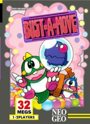 BUST-A-MOVE - Neo Geo () rom download | WoWroms com
