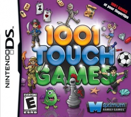1001 Touch Games image