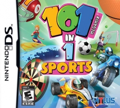 101 in 1 Sports Megamix image