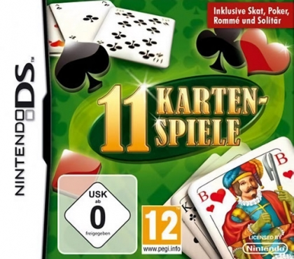 11 Card Games image
