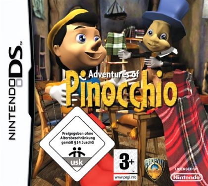 Adventures of Pinocchio image