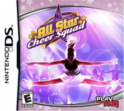 All Star Cheer Squad - Nintendo DS (NDS) rom download