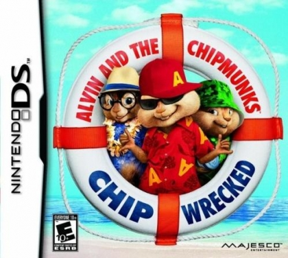 Alvin and the Chipmunks - Chipwrecked image
