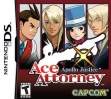 Logo Emulateurs Apollo Justice - Ace Attorney