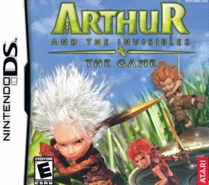 Arthur And The Invisibles: The Game image