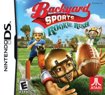Backyard Sports Download backyard sports - rookie rush - nintendo ds (nds) rom download