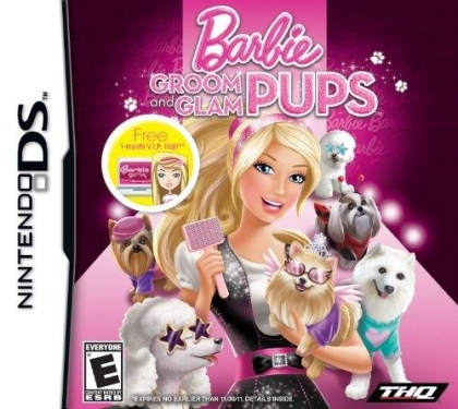 Barbie - Groom and Glam Pups image