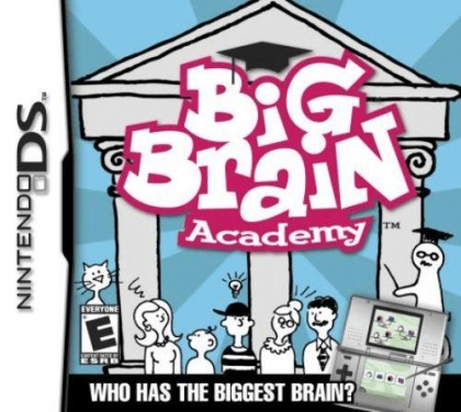 Big Brain Academy - Nintendo DS (NDS) rom download | WoWroms com