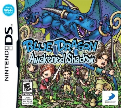 Blue Dragon - Awakened Shadow - Nintendo DS (NDS) rom
