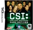 logo Emulators CSI - Crime Scene Investigation - Dark Motives