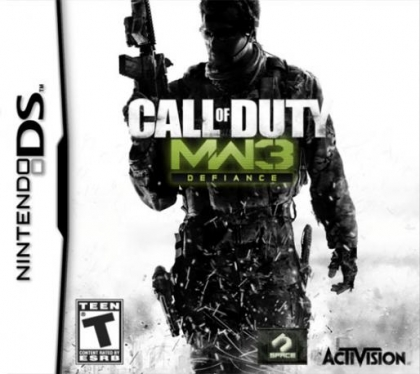 call of duty modern warfare 2 ds