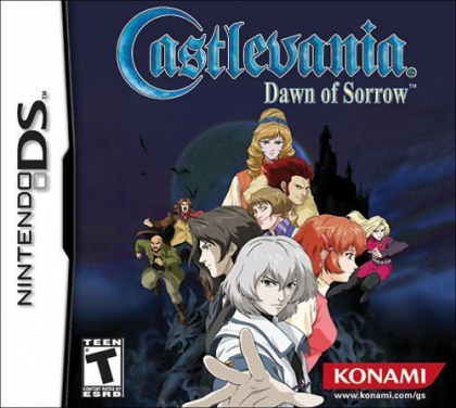 Castlevania: Dawn of Sorrow (Clone) image