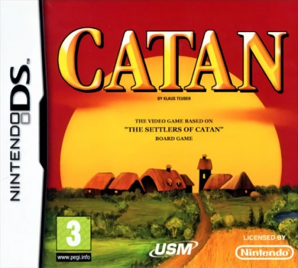 Catan : The First Island [Europe] image