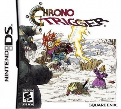 Chrono Trigger - Nintendo DS (NDS) rom download | WoWroms com