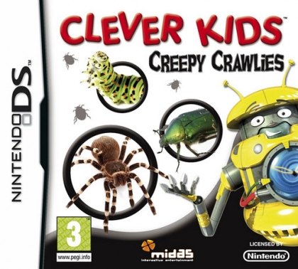 Clever Kids - Creepy Crawlies image