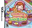 Logo Emulateurs Cooking Mama 3 - Shop & Chop