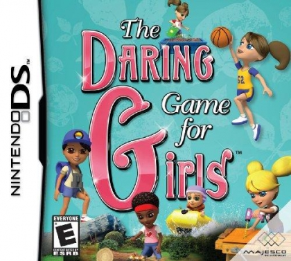 The Daring Game for Girls image