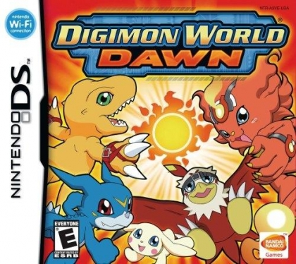 Digimon World - Dawn - Nintendo DS (NDS) rom download