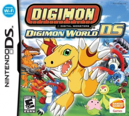 Digimon World DS - Nintendo DS (NDS) rom download | WoWroms com
