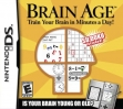 Logo Emulateurs Brain Age - Train Your Brain in Minutes a Day!