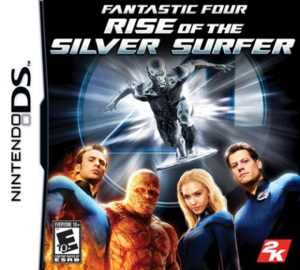 Fantastic Four - Rise of the Silver Surfer image