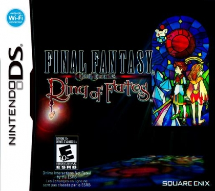 Final Fantasy Crystal Chronicles : Ring of Fates image