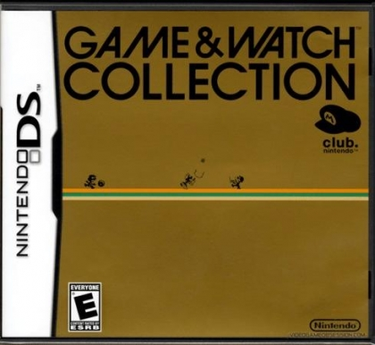 Game & Watch Collection - Nintendo DS (NDS) rom download