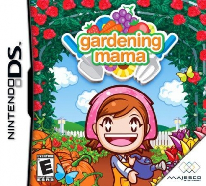 Gardening Mama - Nintendo DS (NDS) rom download | WoWroms com