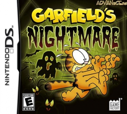 Garfield S Nightmare Nintendo Ds Nds Rom Telecharger Wowroms Com