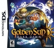 Логотип Emulators Golden Sun - Dark Dawn