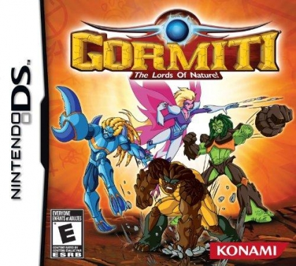 Gormiti - The Lords of Nature! - Nintendo DS (NDS) rom