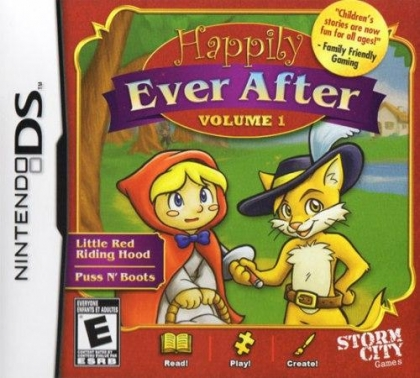 Happily Ever After - Volume 1 image