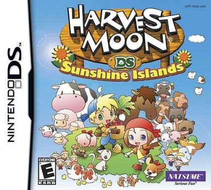 Harvest Moon DS - Sunshine Islands - Nintendo DS (NDS) rom