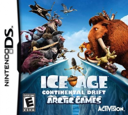 Ice Age 4 - Continental Drift - Arctic Games image