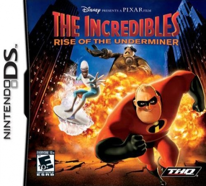 Incredibles, The - Rise of the Underminer image
