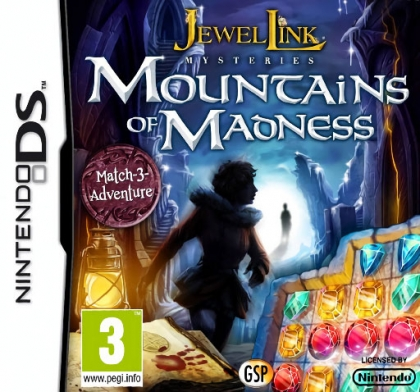 Jewel Link Mysteries : Mountains of Madness image