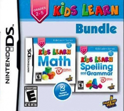 Kids Learn - Math and Spelling Bundle image