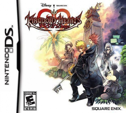 Kingdom Hearts - 358-2 Days - Nintendo DS (NDS) rom download