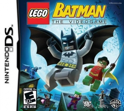 LEGO Batman - The Videogame - Nintendo DS (NDS) rom download