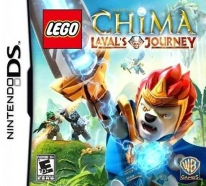 LEGO Legends of Chima - Laval's Journey image
