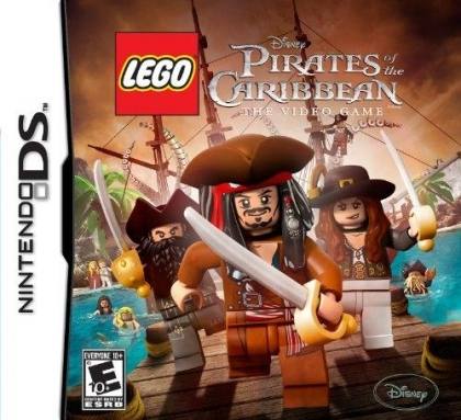 LEGO Pirates of the Caribbean - The Video Game image