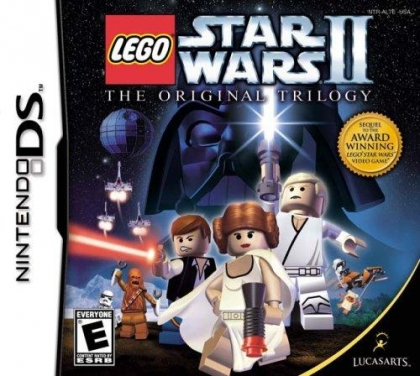 LEGO Star Wars II : La Trilogie Originale [Europe] image