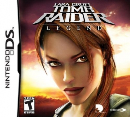 Lara Croft Tomb Raider - Legend - Nintendo DS (NDS) rom