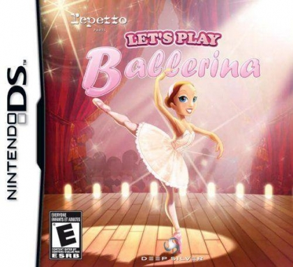 Let's Play Ballerina (Clone) image