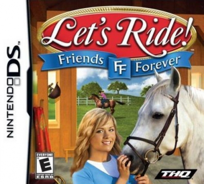 Let's Ride: Friends Forever (Clone) image