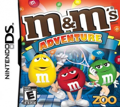 M And m's - Adventure image