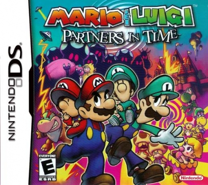 Mario & Luigi - Partners in Time (Clone) image