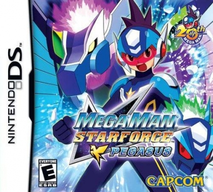 Mega Man Star Force - Pegasus image