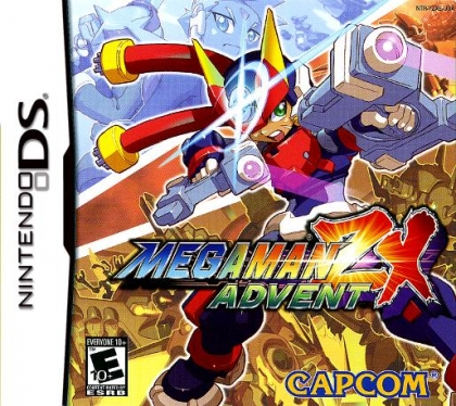 Mega Man ZX - Advent - Nintendo DS (NDS) rom download